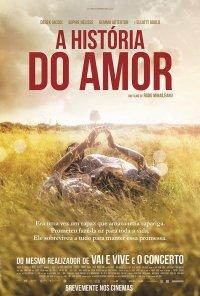 Poster do filme A História do Amor / The History of Love (2016)