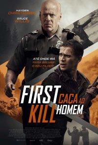Poster do filme First Kill: Caça ao Homem / First Kill (2017)