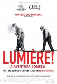 Poster do filme Lumière! A Aventura Começa / Lumière! L'aventure commence (2017)