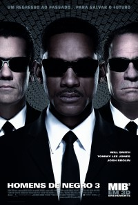 Poster do filme Homens de Negro 3 / Men in Black III (2012)