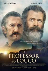 Poster do filme O Professor e o Louco / The Professor and the Madman (2019)