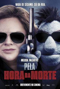 Poster do filme Pela Hora da Morte / The Happytime Murders (2018)