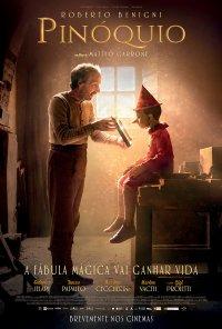 Poster do filme Pinóquio / Pinocchio (2019)