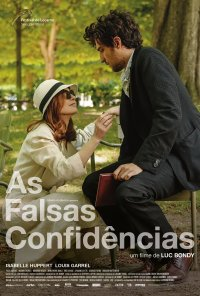Poster do filme As Falsas Confidências / Les Fausses confidences (2017)