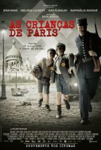 Poster do filme As Crianças de Paris / La Rafle (2010)