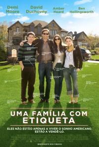 Poster do filme Uma Família Com Etiqueta / The Joneses (2010)