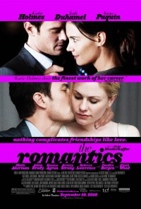 Poster do filme The Romantics (2010)