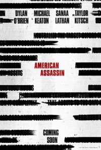 Poster do filme Assassino Americano / American Assassin (2017)