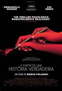 Poster do filme A Partir de Uma História Verdadeira / D'après Une Histoire Vraie (2017)