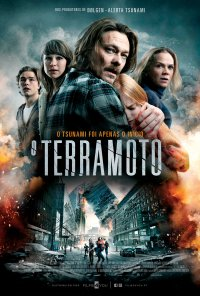 Poster do filme O Terramoto / Skjelvet / The Quake (2018)