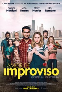 Poster do filme Amor de Improviso / The Big Sick (2017)