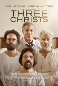 Poster do filme State of Mind / Three Christs (2017)