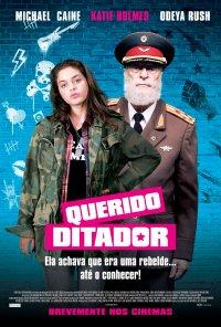 Poster do filme Querido Ditador / Dear Dictator (2018)