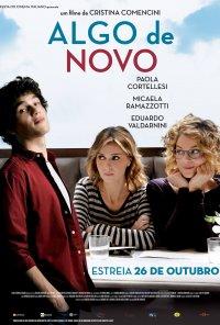 Poster do filme Algo de Novo / Qualcosa di nuovo (2016)