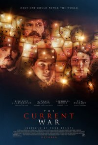 Poster do filme Guerra das Correntes / The Current War (2017)