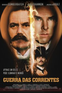 Poster do filme Guerra das Correntes / The Current War (2019)