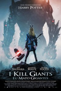 Poster do filme Eu Mato Gigantes / I Kill Giants (2017)