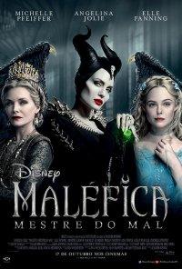 Poster do filme Maléfica: Mestre do Mal / Maleficent: Mistress of Evil (2019)
