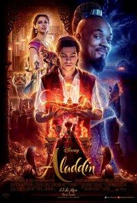 Poster do filme Aladdin (2019)