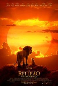 Poster do filme O Rei Leão / The Lion King (2019)