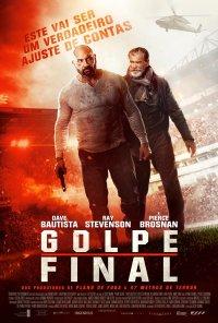 Poster do filme Golpe Final / Final Score (2018)