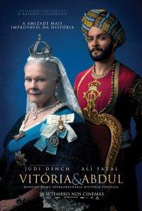 Poster do filme Vitória e Abdul / Victoria and Abdul (2017)