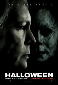 Poster do filme Halloween (2018)