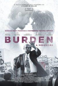 Poster do filme Burden: A Redenção / Burden (2020)