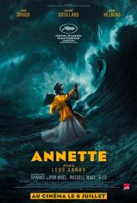 Poster do filme Annette (2020)
