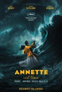 Poster do filme Annette (2021)