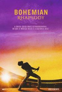 Poster do filme Bohemian Rhapsody (2018)