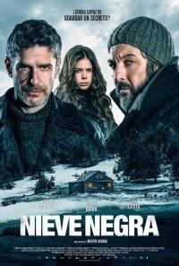 Poster do filme Nieve negra (2017)