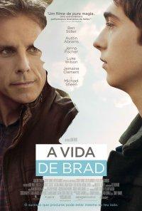 Poster do filme A Vida de Brad / Brad's Status (2017)