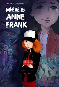 Poster do filme Where Is Anne Frank? (2021)