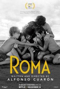 Poster do filme Roma (2018)