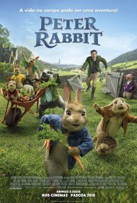 Poster do filme Peter Rabbit (2018)