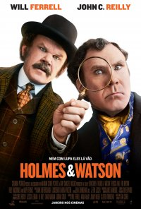Poster do filme Holmes e Watson / Holmes and Watson (2018)