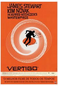 Poster do filme A Mulher Que Viveu Duas Vezes / Vertigo (1958)