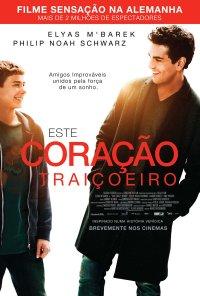Poster do filme Este Coração Traiçoeiro / Dieses bescheuerte Herz / This Crazy Heart (2017)