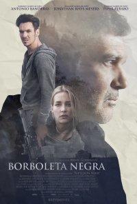 Poster do filme Borboleta Negra / Black Butterfly (2017)