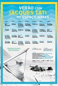 Poster do filme O Meu Tio (cópia digital restaurada) / Mon Oncle (1958)