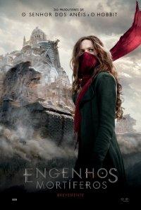 Poster do filme Engenhos Mortíferos / Mortal Engines (2018)