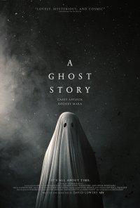 Poster do filme A História de Um Fantasma / A Ghost Story (2017)