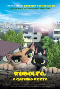 Poster do filme Rudolfo o Gatinho Preto / Rudorufu to ippai attena / Rudolf the Black Cat (2016)