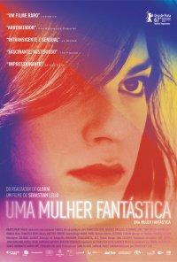 Poster do filme Uma Mulher Fantástica / Una mujer fantástica (2017)