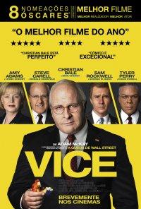 Poster do filme Vice (2018)