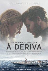 Poster do filme À Deriva / Adrift (2018)
