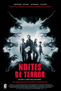 Poster do filme Noites de Terror / Ghost Stories (2018)