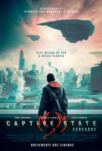 Poster do filme Captive State - Cercados / Captive State (2019)