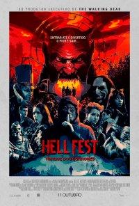 Poster do filme Hell Fest - Parque dos Horrores / Hell Fest (2018)